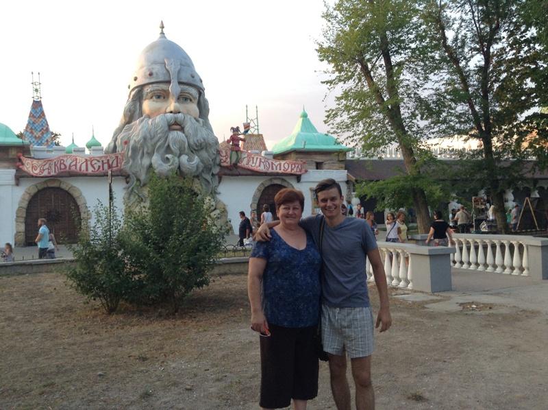 Акваленд в Крыму