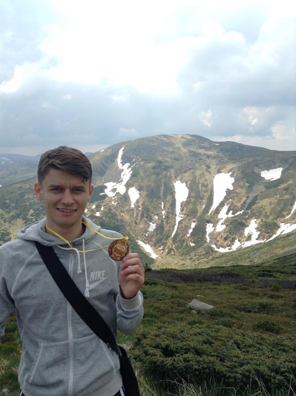 медаль за подъем на Говерлу