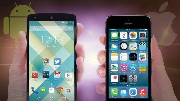 Переходим с IOS на Android